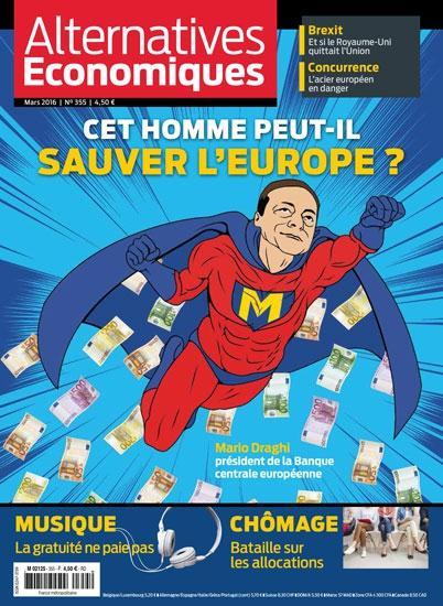 Mario draghi peut-il sauver l'europe ?