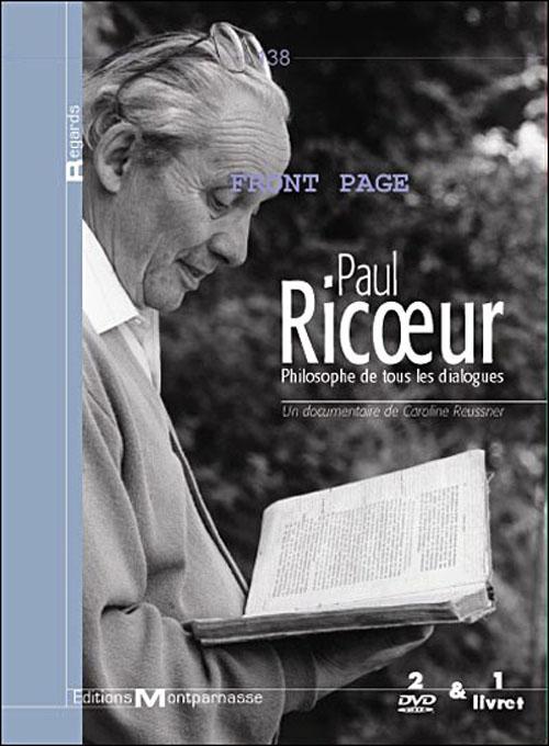 PAUL RICOEUR :  PHILOSOPHE DE TOUS LES DIALOGUES (DVD)