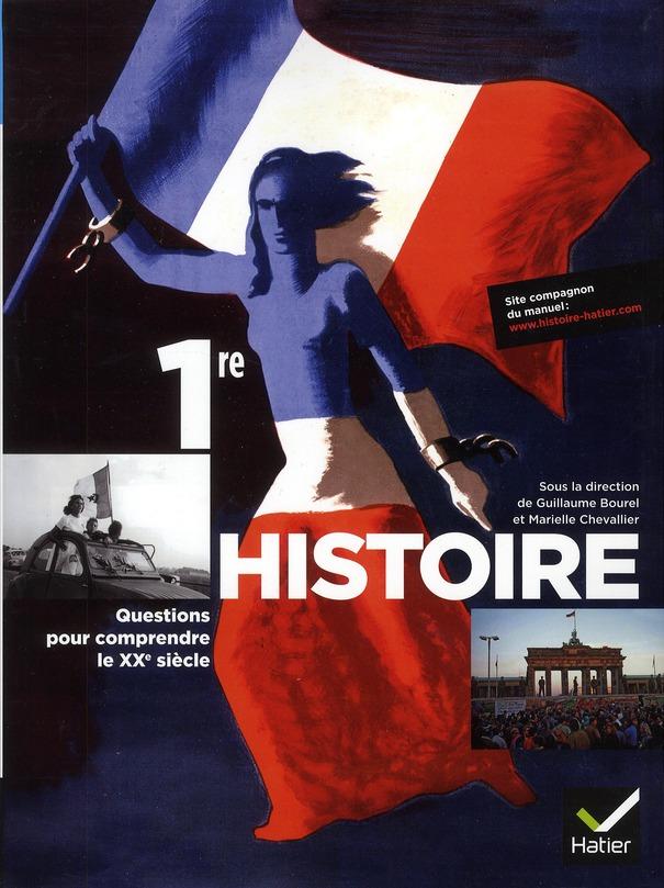 Histoire ; 1ere ; Manuel De L'Eleve (Edition 2011)