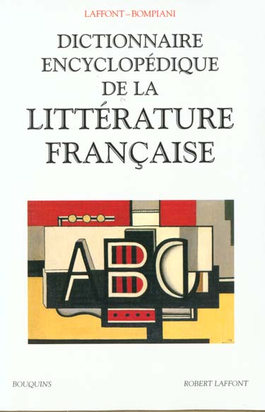 Dictionnaire Encyclopedique De La Litterature Francaise