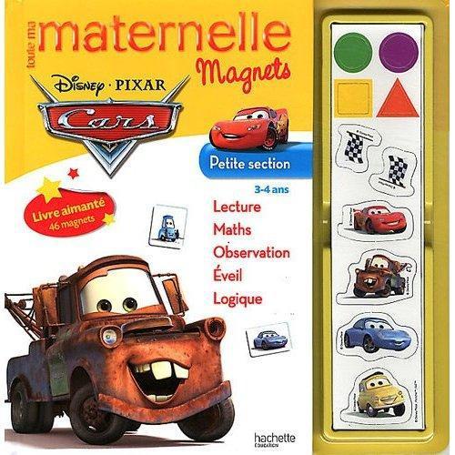 Toute Ma Maternelle; Cars ; Petite Section