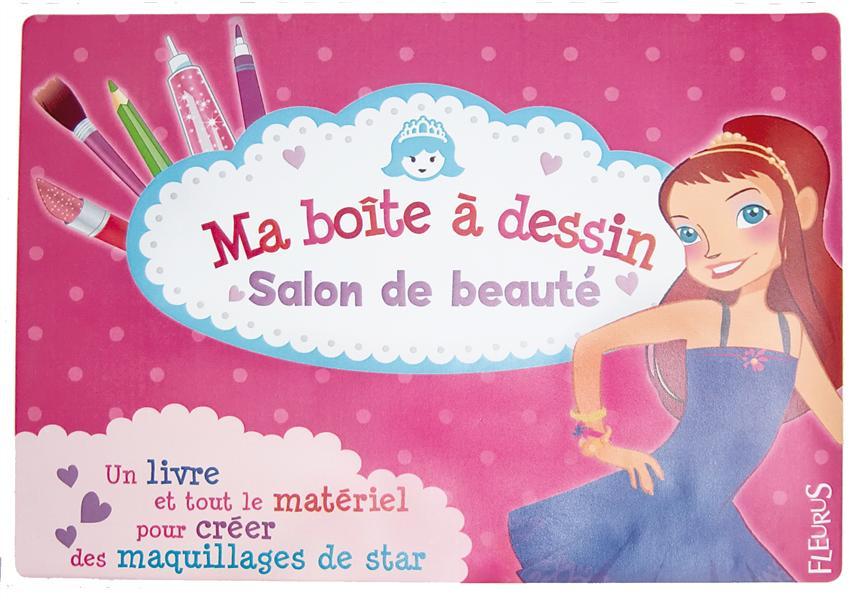 Ma Boite A Dessin ; Salon De Beaute