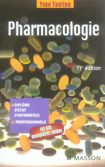 Pharmacologie (11e Edition)