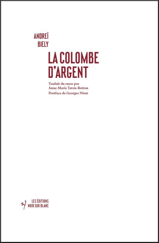 LA COLOMBE D'ARGENT