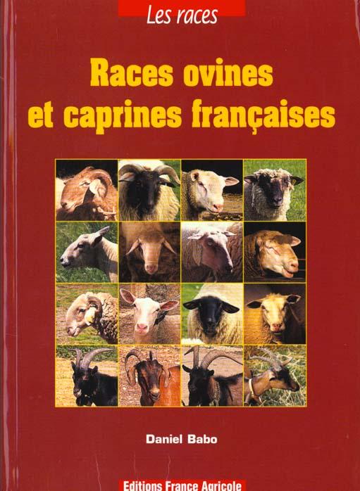 Races Ovines Et Caprines Francaises