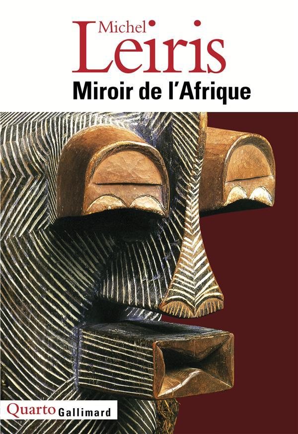 MIROIR DE L'AFRIQUE