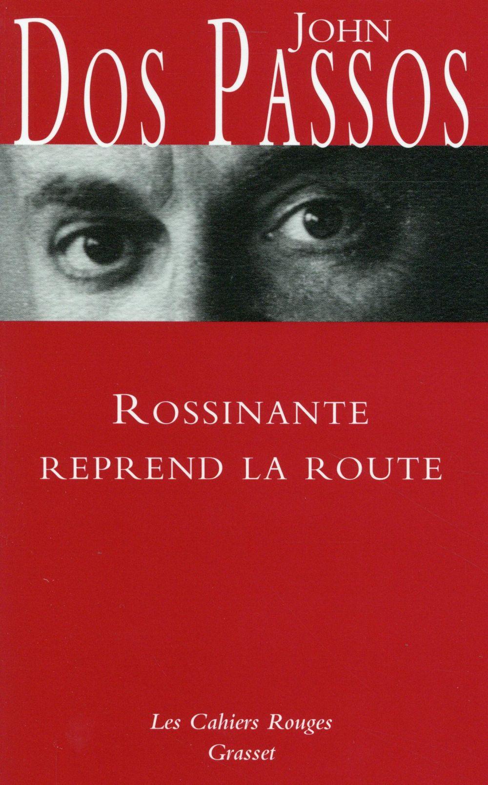 ROSSINANTE REPREND LA ROUTE