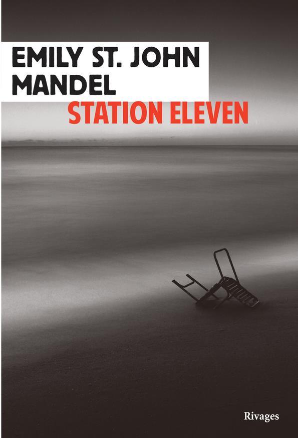 Station eleven | St. John Mandel, Emily. Auteur