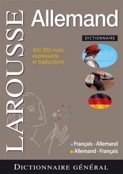 General Francais-Allemand/Allemand-Francais