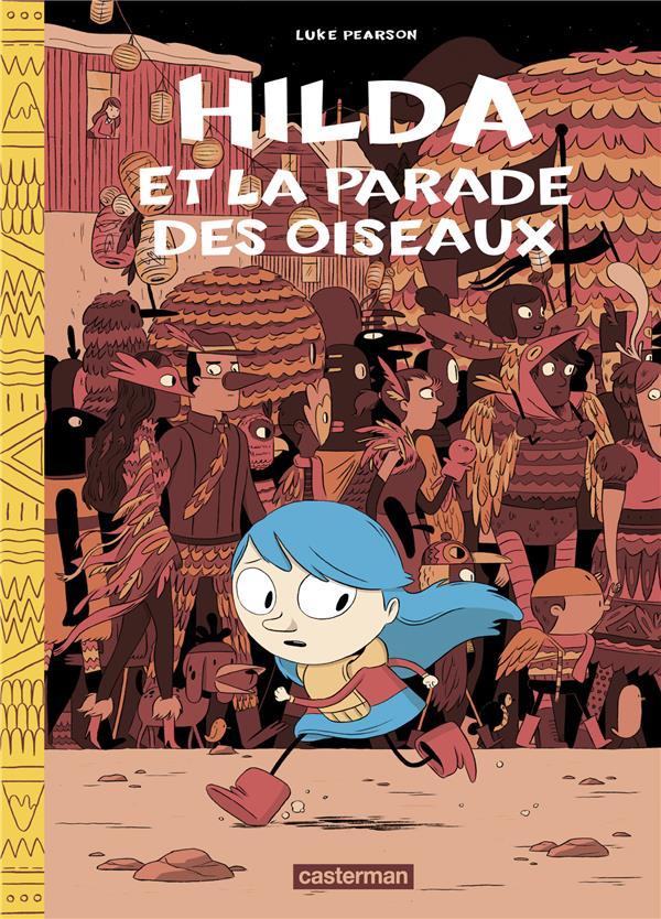 Hilda Et La Parade Oiseaux (Ne)