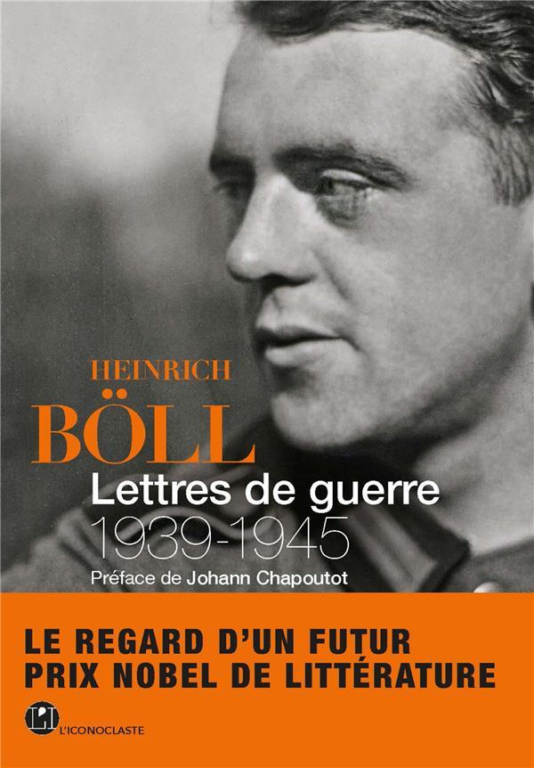 LETTRES DE GUERRE 1939-1945