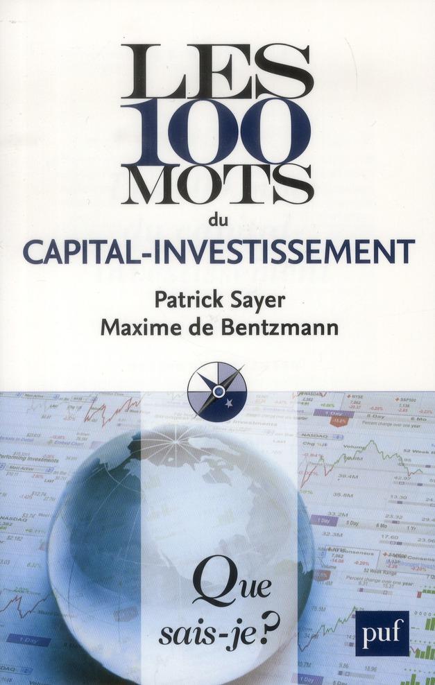 Les 100 Mots Du Capital Investissement