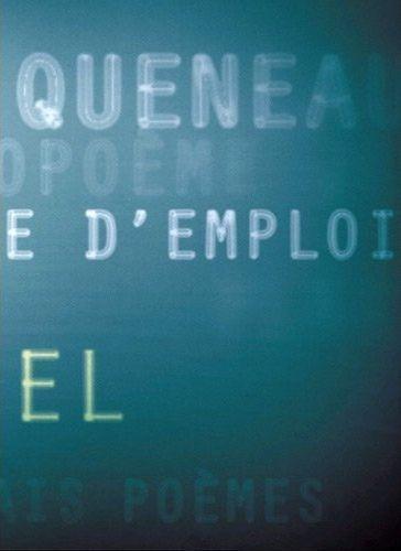 COFFRET L'OULIPO (ANTHOLOGIE + DVD)