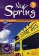 New spring ; anglais ; 5ème ; langue vivante 1 ; livre de l'élève (édition 2007)