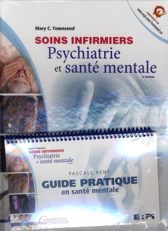 Soins Infirmiers, Psychiatrie & Sante Mentale (2e Edition)