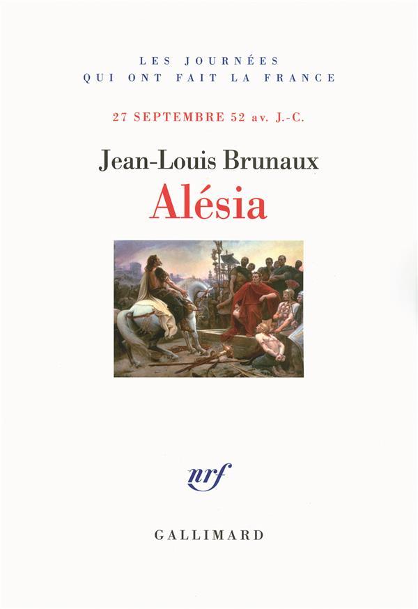ALESIA, 27 SEPTEMBRE 52 AV. J.-C.