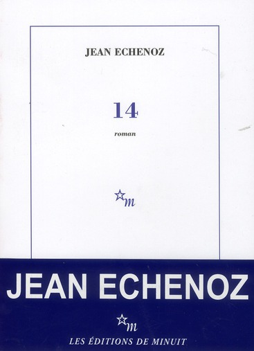 14   Echenoz, Jean. Auteur