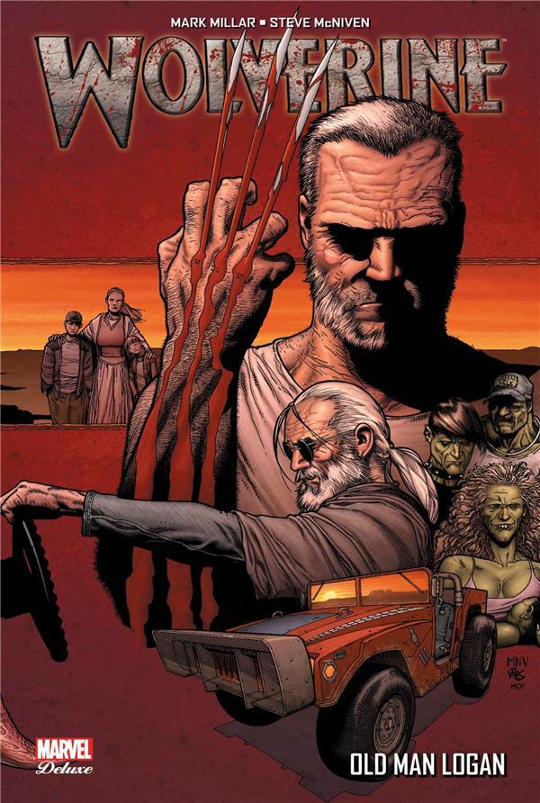 Wolverine: Logan Old Man (Mark Millar, Steve McNiven) 9782809419580_1_75