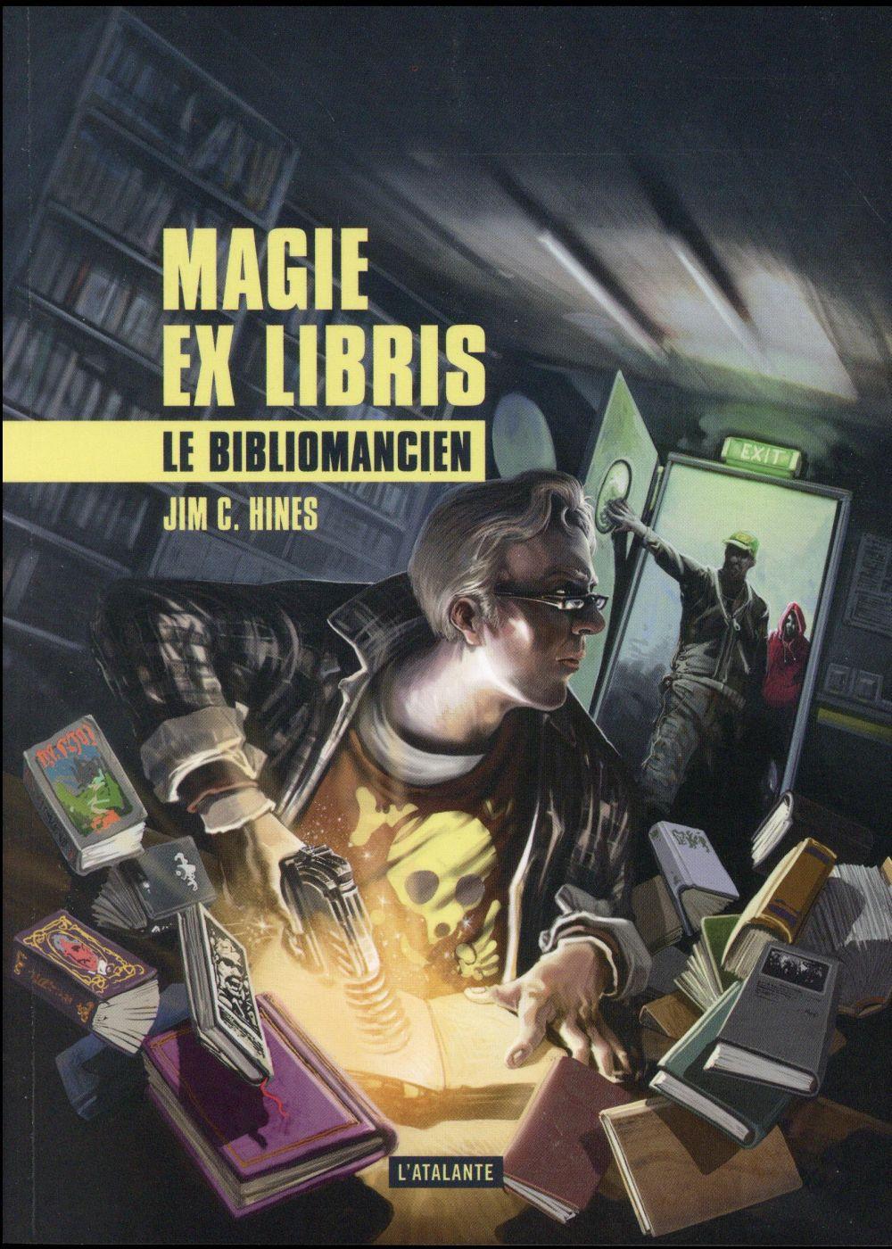Bibliomancien (Le) | Hines, Jim C.. Auteur