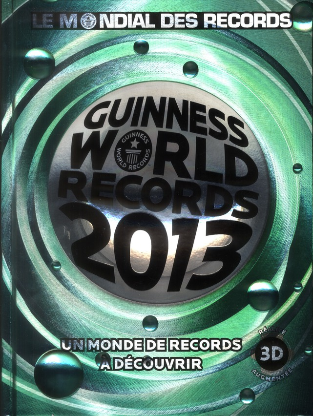 Guinness World Records (Edition 2013)
