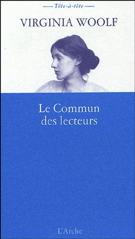 LE COMMUN DES LECTEURS