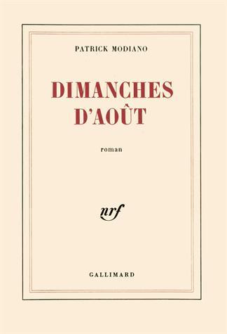 DIMANCHES D'AOUT