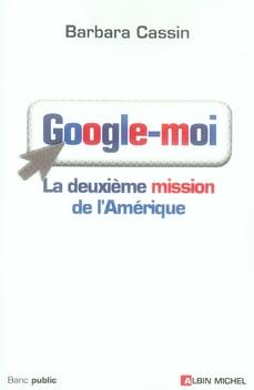 GOOGLE-MOI : LA DEUXIEME MISSION DE L'AMERIQUE