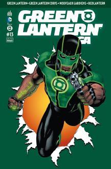 Green Lantern Saga T.13
