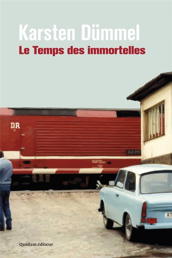 LE TEMPS DES IMMORTELLES