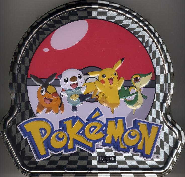 Ma Boite Metal Pokemon