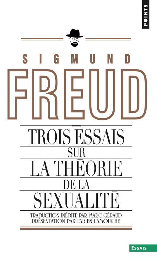 Trois Essais Sur La Theorie De La Sexualite