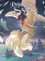 Princesse Sara [Bande dessinée] [Série] (t. 09) : Intrigue à Venise