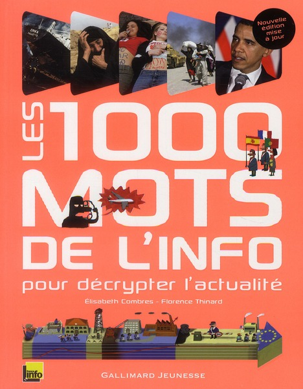 Les 1000 Mots De L'Info Pour Decrypter L'Actualite