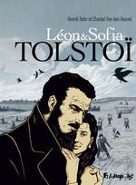 Couverture de Léon et Sofia Tolstoï