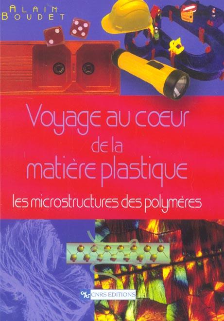 Voyage Au Coeur De La Matiere Plastique