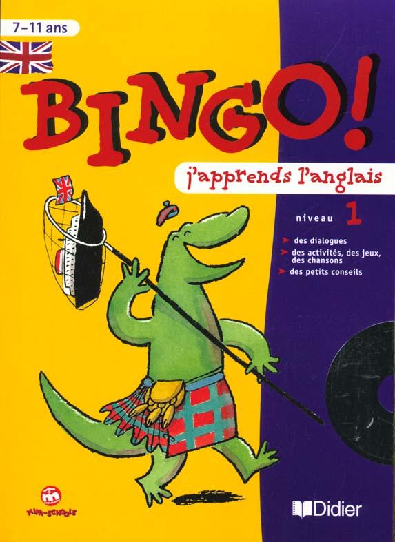 Bingo ! 1 Cahier D'Exercices + Cd Audio