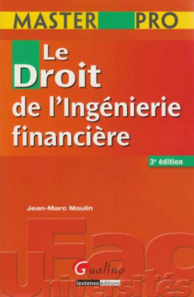 Master Pro ; Droit De L'Ingenierie Financiere