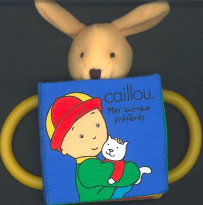 Caillou ; Mes Animaux Preferes