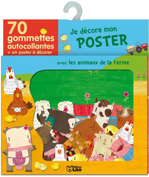 Je Decore Mon Poster Avec Les