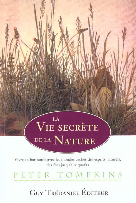 Vie Secrete De La Nature (La)