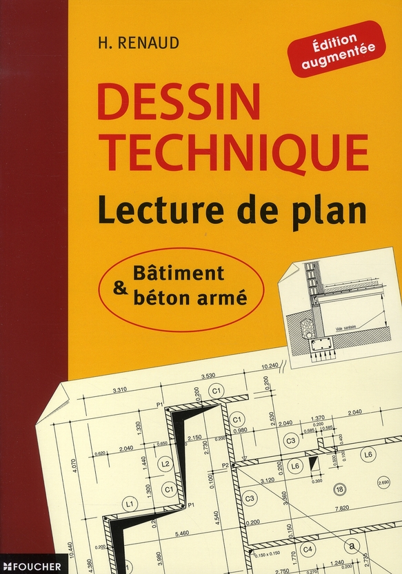 Dessin Technique ; Lecture De Plan ; Batiment & Beton Arme