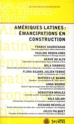 Couverture de Amériques latines : émancipations en construction