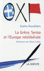 Couverture de La Grèce et Syriza contre l'Europe de la finance
