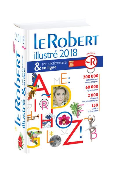 Dictionnaire le robert illustré & son dictionnaire en ligne