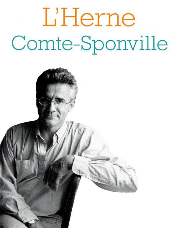 CAHIERS DE L'HERNE128 : COMTE-SPONVILLE