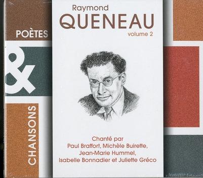 Raymond Queneau T.2