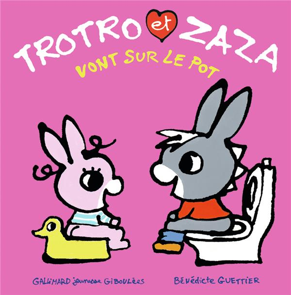 Trotro et Zaza vont sur le port