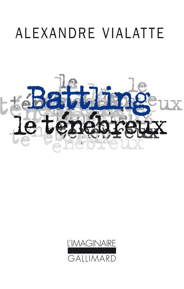 BATTLING LE TENEBREUX