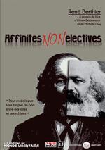 Couverture de Affinités non électives