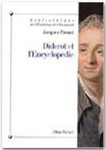 DIDEROT ET L'ENCYCLOPEDIE